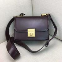 Wholesale small hasp lock online - Brand New Designer Bags Womens Designer Luxury Crossbody Bags Female Shoulder Bags Fashion Luxury Bag Handbag