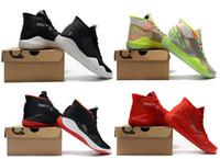 yüksek kaliteli kd ayakkabı toptan satış-2019-2020 Kevin Durant 12 EP Basketbol Ayakkabıları Erkekler Yüksek Kaliteli KD 12 Eğitim Sneakers KD12 Atletik Ayakkabı Boyutu 7-12 Ile kutu