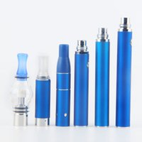ecig mt3 tanks großhandel-3 In 1 vape pen e-liquid wax trockenes kraut verdampfer starter kits ecig herbal zerstäuber vor M6 MT3 tank evod battery 510 faden