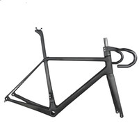 Wholesale price bicycle for sale - Group buy Road Racing Carbon fiber black color price full carbon cycling road bicycle frames FM639 bike frame Size cm cm cm56cm