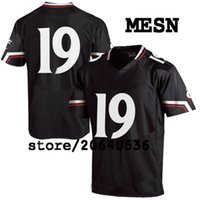 Cheap Custom Bearcats College jersey Mens Women Youth Kids Personalized Any  number of any name Stitched Black White Football jers NCAA 19928f1c1