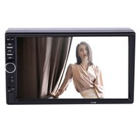 Wholesale lcd screen 7inch for sale - Group buy 7inch DIN In Dash LCD HD Bluetooth Touch Screen Car Stereo Radio MP5 Player AUX with LED LCD Colorful Display Remote Control