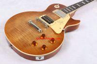 novas guitarras china venda por atacado-China guitarra 1959 Jimmy Page Tiger mel estourar guitarra elétrica Em armazém nova chegada frete grátis