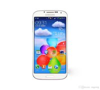 Wholesale phone android 4.2 resale online - Original S4 I9500 Samsung Galaxy S4 Unlocked MP Camera x1080 GB GB Android Quad Core G refurbished phone