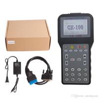 anahtarlar için programcı toptan satış-Otomatik Keys Pro Aracı CK100 Oto Anahtar Programcı CK100 V99.99 Yeni Nesil SBB Araba Anahtarı Aracı