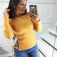 bayan kısa kollu hırka toptan satış-Kadın Kazak Moda Sonbahar ve Kış Rahat Şık Örme Kazak Kazak Kısa Hırka Uzun Kollu Giyim Boyutu S-L Tops