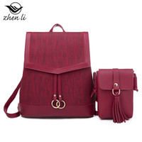 Wholesale institute fashion bag for sale - Group buy zhenli female bag new arrival women s fashion shoulder bag backpack overseas on behalf of the Amazon Institute