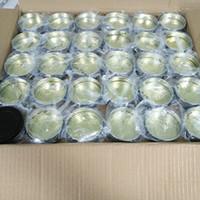 medição de prata venda por atacado-Sabores 3.5g Smartbud pode recipiente puxar latas de lata com tampa preta jar frasco de erva seca embalagem de flores com anel aberto fácil