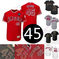 Wholesale cool pullovers resale online - Tyler Skaggs Jersey Los Angeles Angels Men Women Youth Kid Size S XL All Stitched Home Away Flexbase Cool Base Pullover Flexbase
