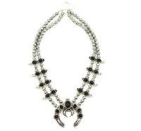 mais vendido venda por atacado-O projeto personalizado 2017 mais vendendo colar de flores de Abóbora, colar de flor de abobrinha de prata Do Vintage N2178