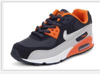 çocuklar spor ayakkabı markası toptan satış-Moda Satış Boost Çocuk Basketbol Ayakkabıları Rahat Spor Ayakkabı Erkek Ve Kız Marka Sneakers Yüksek Kalite Çocuk Açık Koşu Ayakkabısı 01