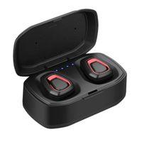 microfone sem fio para iphone venda por atacado-Fones de Ouvido Sem Fio TWS A7 Bluetooth V5.0 Fones De Ouvido Estéreo fone de Ouvido Microfone À Prova D 'Água fone de Ouvido para iPhone Android