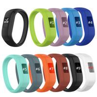 Wholesale garmin smart watches resale online - New Arrival Wrist Watch Band Soft Silicone Strap Replacement Watchband For Garmin Vivofit JR Smart Watches