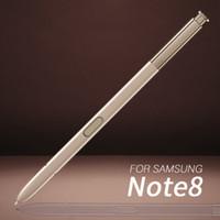 оригинальное перо для заметки оптовых-Оригинальная ручка Active Stylus S Pen Stylet Caneta Touch Screen Pen мобильный телефон Note8 водонепроницаемый S-Pen для Samsung Galaxy Note 8