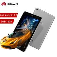 ingrosso qualcomm snapdragon dual core-Origianl HUAWEI Honor Gioca OTG MediaPad 2 Tablet PC 8.0 pollici IPS Qualcomm Snapdragon 425 quad core 3GB 32GB dual Cam BT WiFi