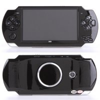 Wholesale radio output for sale - Group buy PMP X6 Handheld Game Console Screen For PSP Game Store Classic Games TV Output Portable Video Game Player