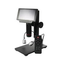 elektronische lupen großhandel-Digitales Mikroskop Elektronisches USB-Mikroskop Industrielle Wartung Mikroskopkamera Lupe mit Fernbedienung
