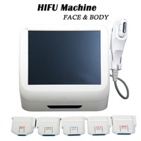 Wholesale focus standards for sale - FDA standard portable hifu machine high intensity focused ultrasound face lift skin lifting wrinkle removal beauty system