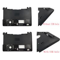 capas para computadores portáteis asus venda por atacado-Teclado / tampa do laptop Para Asus R510LA S501 S501A S550U R510E F552MJ F550Z tampa da caixa inferior / teclado com Palmrest Superior