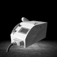 maquina de laser para pele de branqueamento venda por atacado-Máquina portátil do laser do yag do Nd / remoção yag da tatuagem / laser da pele que whitening com três pontas 1064nm, 532nm, 1320nm