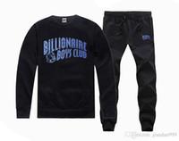 alta arredondado pescoço hoodie homens venda por atacado-2018 novos homens hip hop sportswear BILLIONAIRE BOYS CLUB homens casuais outono e inverno em torno do pescoço pullover hoodie alta qualit