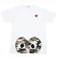 tshirt marques soldes achat en gros de-Mens marque t-shirts été femmes tshirt vente chaude manches courtes tees coeur imprimer drôle t-shirt