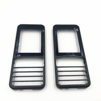 touch screen philips großhandel-Großhandel für Philips E180 E181 Touch Digitizer Glasscheibe + Frontgehäuse schwarz gratis