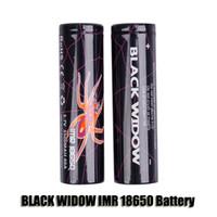 ingrosso scatola della batteria al litio-VEDOVA NERA IMR 18650 3500mAh 3.7V 40A alta Drain ricaricabile al litio cellulare batterie per E Cig Box Mod
