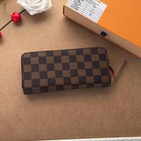 Wholesale clutch bags wallets for sale - Group buy Best selling brand wallet designer handbags ladies clutch bag designer handbag fashion card package mobile phone bag