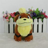 Wholesale kid doll toy for sale - Pocket Monster Plush Toys Growlithe Pikachu Soft Doll Stuffed Animals Christmas Halloween Kids Gifts cm ww F1