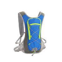 ingrosso in esecuzione borsa esterna-Camelback 5L Outdoor Sport Water Zaino Climb Camping Running Ciclismo Camel Bag Per Pieghevole Water Bags Hydration Pack 2019