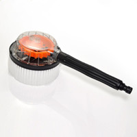 Professional Washing Brush Car Wash Water Flow Brush Portable Car Washer Automatic Rotating Brush Auto Clean Tools