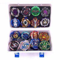 Wholesale beyblade toys for for sale - Group buy Beyblade Burst Bey Blade Toy Metal Funsion Bayblade Set Storage Box With Handle Launcher Plastic Box Toys For Children Y200703