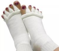 Wholesale sleeping feet socks for sale - Group buy Yoga Massage Socks Health Five Toe Socks Women Sports Fitness Sock Gym Dance Hosiery Floor Sleep Socks Foot Non Slip Anklet Pairs