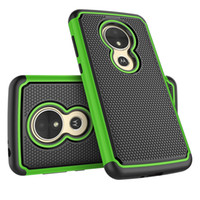 Wholesale droid covers for sale – best For Motorola Z G4 X5 E5 Play Droid Turbo Maxx Shock Absorbing Best Impact Bumper Plastic Outer Rubber Silicone Inner Protective Cover Case