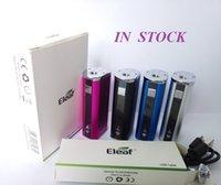 цена комплекта vape оптовых-Простой комплект 30 Вт Батарейный блок Mod 2200 мАч Vape Mods С 510 Ego Разъем адаптера USB-кабель Простая упаковка Специальная цена eCig батареи