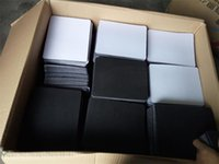 персонализированные коврики для мыши оптовых-Логотип Печатные Резиновые Пользовательские Коврик Для Мыши Прямоугольник Оптический Персоанализированный Пользовательский Компьютер Пустой Сублимации Игровые Коврики Для Мыши