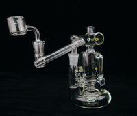 pipa de agua de juguete al por mayor-SEÑOR. ROBOTO, un robot de juguete de dibujos animados con forma de gracioso slyme fresco y miel cristalina peine percolado aceite dab rig vidrio bong pipa de agua por zoda