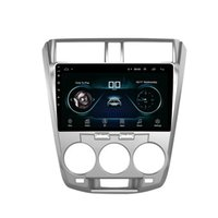 dvd gps grande venda por atacado-Bluetooth Car DVD Video Player GPS Navegação Multimedia Player Para Honda City 2008-2014 Radio 1 Din Mirror Link Retrovisor Wi-Fi