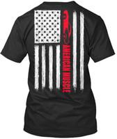 ingrosso muscolo americano-American Muscle Hemi Challenger - Premium Tee T-shirt
