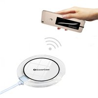 Wholesale qi wireless case resale online - Qi Wireless Charger Power Bank For Samsung Galaxy A A20 E A40 A60 A70 A80 Case Cover Pad Charge Wireless Charging Receiver