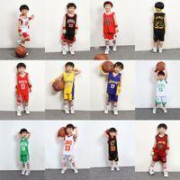 ingrosso vendite di abbigliamento-Vendita all'ingrosso di pallacanestro americana super molte stelle super basket stelle pallacanestro personalizzata abbigliamento sportivo outdoor per grandi bambini
