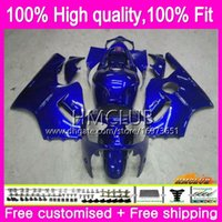 Wholesale kawasaki air for sale - Group buy Injection For KAWASAKI ZX R ZX1200 CC ZX R R HM CC ZX12R OEM FMetal blue airing