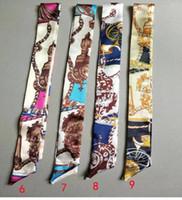ingrosso maneggiare il colore dei capelli-Acquista la borsa 2 sciarpa di seta di design designer di lusso sciarpa di lusso di design di alta qualità piccola borsa casuale di alta qualità di colore casuale piccolo sacchetto
