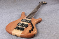cadena de guitarra al por menor al por mayor-OEM menor de la nueva 5 cuerdas de la guitarra eléctrica W -1469 EMS libera el envío, guitarra eléctrica, guitarras eléctricas,