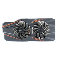 refrigeração de água do ventilador de cobre venda por atacado-Original para Gigabyte GTX 1070 WINDFORCE 8G Gráficos Placa de Vídeo Cooler