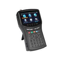Wholesale dvb s2 finder resale online - Satlink WS sat finder DVB S2 DVB T2 MPEG4 HD COMBO Spectrum Satellite Meter Finder ws hd sat finder ws6979 meter