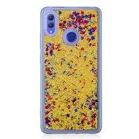 notiz-treibsand-fall großhandel-Für Huawei Honor Note 10 Fall Abdeckung Quicksand Flash Glitter Pulver Spiegel Hart Handyhüllen
