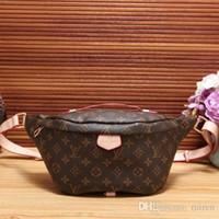 9be1d3b2de Hot Brand Designers Patterns Waist Bags Women Pack Bags Bum Bag Belt Bag  Men Women Money Phone Handy Waist Purse 37cm