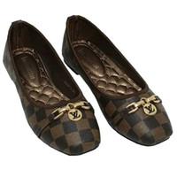 ingrosso singoli vendita-Vendita calda 2018 donne single scarpe moda di lusso testa rotonda scarpe di marca di alta qualità mocassini piatto scarpe casual taglia 35 ~ 42 S20669